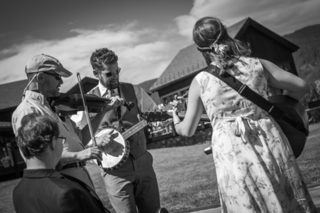 B&W Wedding in Colorado | Santiago Escobedo | Fuji X-Pro1 | Scoop.it