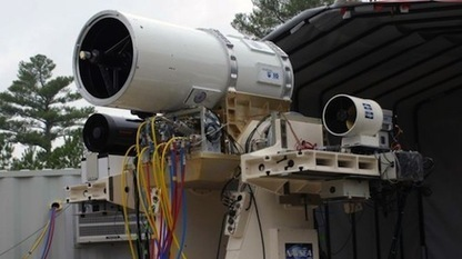LaWs Laser Weapons System: Real Laser Gun Created by the U.S. Navy | SEO and Social Media in Technology | Scoop.it