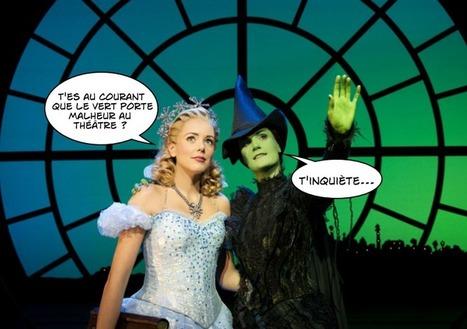 Pourquoi le vert est-il maudit au théâtre ? - Beekoz | Décoration, tendances et bons plans | Scoop.it