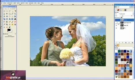 Edycja zdjęć ślubnych – Pseudo HDR | Grafika Komputerowa 2D | Scoop.it