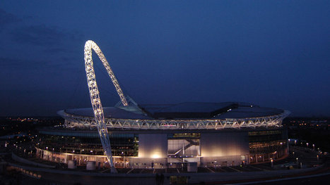 Wembley Stadium : Sustainability | Meet Green & Cheers! | Scoop.it