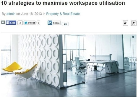 Brisbane Office Fitout Company on Maximising Available Office Space | Urban Fitout Pty Ltd | Scoop.it