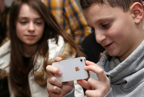 5 iPhone Apps Your Teen Doesn't Want You to Download | Heath's Show Prep Page | Scoop.it