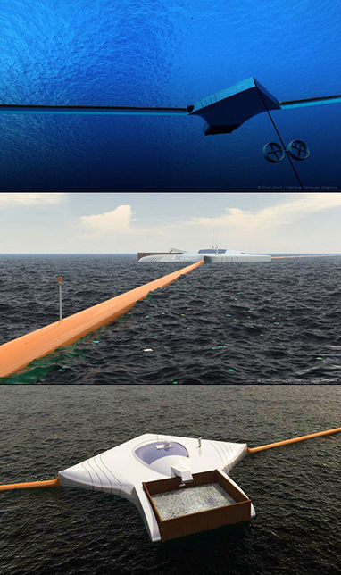 Teen Invents Ocean Cleanup Array System That Could Remove 7.25-Million-Tons of Plastic | UtopianDynamics | Scoop.it