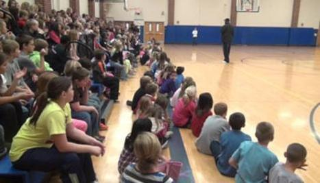 Former KC Chiefs Player Tells Students To Speak Up Against Bullying - WIBW | Bullying in Schools | Scoop.it