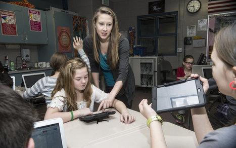 Big leap for literacy in schools   Cool Edubytes for Teachers!   Scoop.it