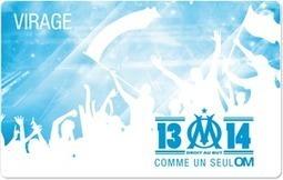 L'OM lance sa campagne d'abonnement 2013-2014 | Coté Vestiaire - Blog sur le Sport Business | Scoop.it
