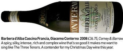Time to roll out the Barolo   Vitabella Wine Daily Gossip   Scoop.it