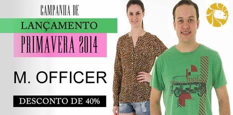 Krub - Campanha Primavera 2014 M Officer | Campanha Primavera 2014 | Loja Krub | M. Officer | Scoop.it