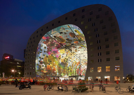 "Rotterdam is ""the city of the FUTURE"" say architects 