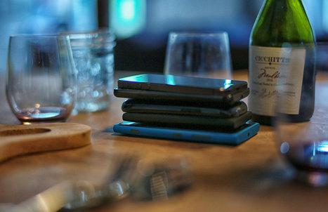 Disruptions: Even the Tech Elites Leave Gadgets Behind | soc media.libr | Scoop.it