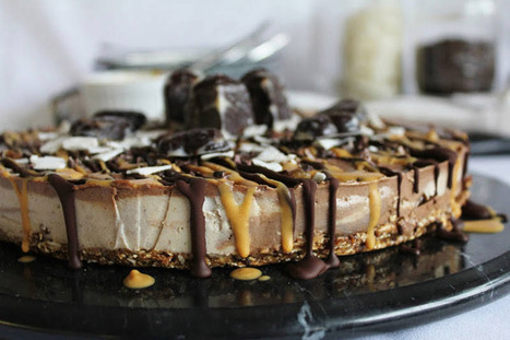 10 Dairy-Free Options to Celebrate National Cheesecake Day | My Vegan recipes | Scoop.it