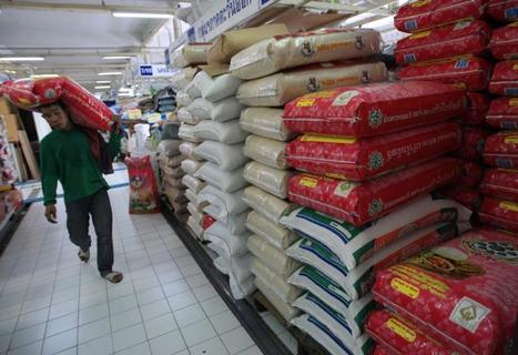 Thailand - Who is really benefitting from rice subsidies? - The Nation | Microeconomics - Markets in action | Scoop.it