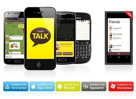 تحميل برنامج كاكاو توك للبلاك بيري و اندرويد KakaoTalk for BlackBerry   تحميل كل الجديد والصور 2013   Scoop.it