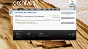 Archives 50, les registres matricules du Contingent départemental de la Manche en ligne. | Archive en ligne | Archives de la Rochelle, les recensements de populations 1801 1911 sont en ligne. | Scoop.it