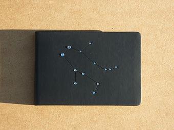 Daycraft Astrology Notebook | Stationery Traffic | stationery | Scoop.it