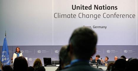 Négociations climat : Après l'Accord de Paris, les négociateurs en quête de cohérence | Planete DDurable | Scoop.it