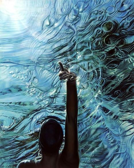Ana Teresa Fernandez Oil Paintings   africa   Scoop.it