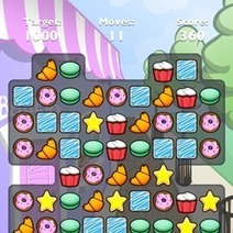 How to Make a Game Like Candy Crush: Part 1 | Ray Wenderlich | Programming Cocos2D for iOS | Scoop.it