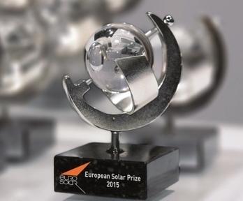 Panorama - Una excavadora solar, entre los European Solar Prize 2015 - Energías Renovables, el periodismo de las energías limpias. | Aplicaciones y tecnología | Scoop.it