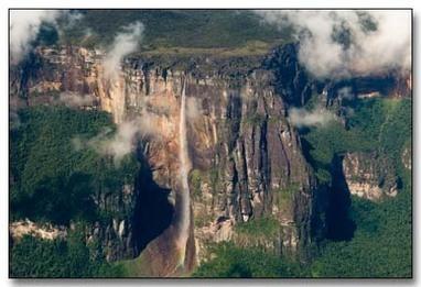 Tourist Attractions of Venezuela | Venezuela; Deion Wall | Scoop.it