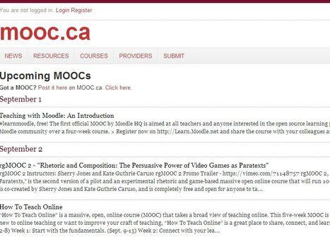 Courses ~ MOOC   MOOC. Massive Open Online Course (Cours en ligne ouverts et massifs)   Scoop.it