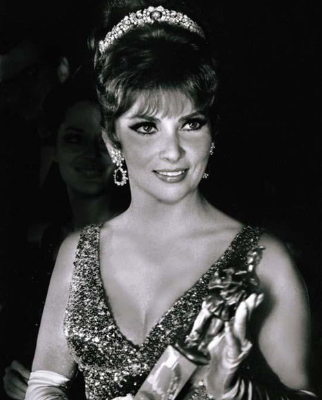 Jewelry of Italian Actress Gina Lollobrigida Sets Records at Sotheby's Auction | Women fashion and style | Scoop.it