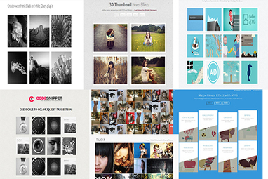 30+ Incredible jQuery Image Hover Effect Plugins with Examples | wpfreeware | Scoop.it