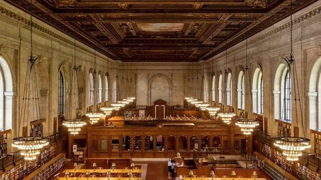 Watch 52,000 Books Getting Reshelved at The New York Public Library in a Short, Timelapse Film | Books, Photo, Video and Film | Scoop.it