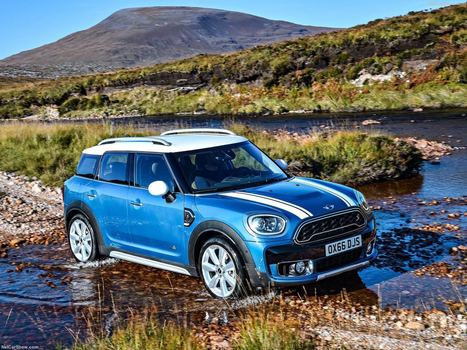 Mini Countryman 2017: plus SUV que Mini !   MonAutoNews   Scoop.it