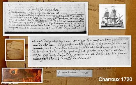 Lulu Sorcière Archive: La peste soit du système Law ! Charroux 1720. | GenealoNet | Scoop.it