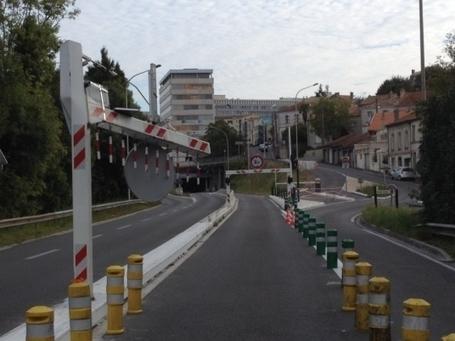 Incident au tunnel de la Gâtine: circulation encore fermée ce lundi | blabla | Scoop.it