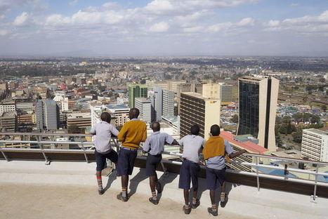 Nairobi, de plus en plus chaud | Urban Development in Africa | Scoop.it