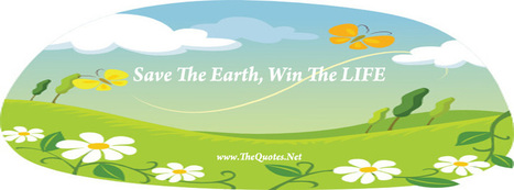 Facebook Cover Image - Earth and Life - TheQuotes.Net | Facebook Cover Photos | Scoop.it