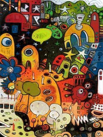 10 прочути художници, които рисуват само на таблет - 24 часа | Таблет-персонален компютър в образованието | Scoop.it