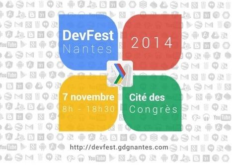 La DevFest met Nantes aux couleurs d'Android le 7 novembre ! | IT Corner | Scoop.it