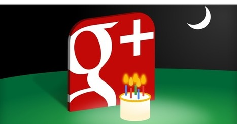 GooglePlus Turns 5 and Is Somehow Still Alive | TechCrunch | SocialMoMojo Web | Scoop.it