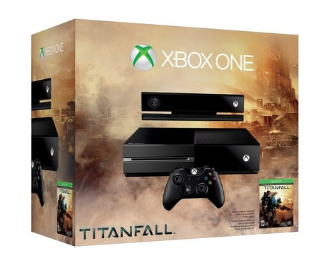 Xbox One Titanfall Bundle Announced | Video Games | Scoop.it