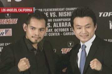 Donaire goes 'back to boxing' for Nishioka - ABS CBN News | Renzo Gracie academy MMA, Jiu Jitsu, Muay Thai in Brooklyn, NY | Scoop.it