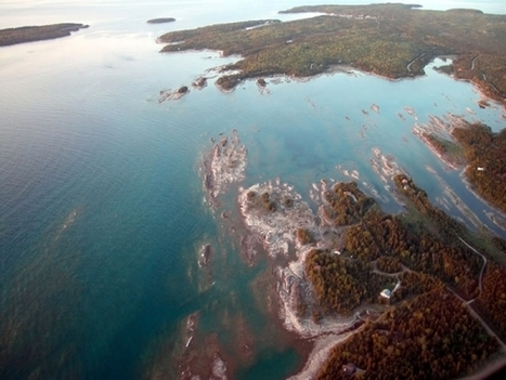 Great Lakes' Water Levels Cause Erosion Concern - Science Times | Planet Earth | Scoop.it