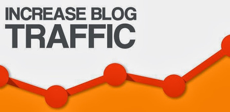 5 Ways to attract Traffic on your Blog - TechSportz    where Technology meets Sports   Internet   Scoop.it