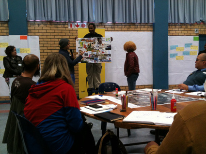 Design thinking meets urban planning | User experience design, UX design and usability in South Africa - Flow Interactive | New technologies and public participation | Nouvelles technologies et participation publiques | Scoop.it