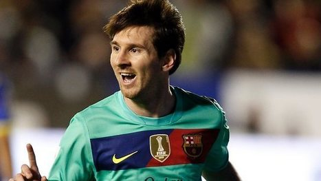 Messi better than Maradona: Lampard | Football - Soccer | Fox Sports | Lionel Messi | Scoop.it