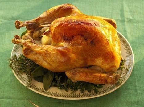 10 Thanksgiving turkey recipes for the oven or the grill: Foodday Favorites - OregonLive.com   Food and Drinks   Scoop.it