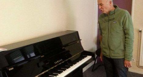 Un piano droit à «Musique à Péchabou» | Pechabou | Scoop.it