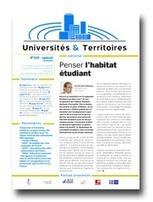 Universités & Territoires – Universités & Territoires n° 110 | Le journal de l'habitat | Scoop.it