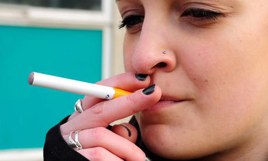 Are Electronic Cigarettes a  New Pathway to Smoking Addiction For Adolescents? New UCSF Study. | Alcoholism and the Family | Scoop.it