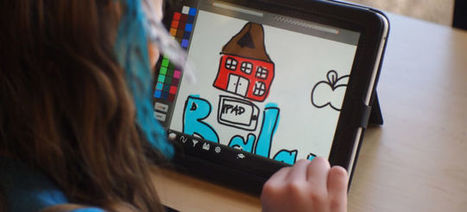 Do Tablets in the Classroom Really Help Children Learn? - Gizmodo | ICT in the Geography Classroom | Scoop.it
