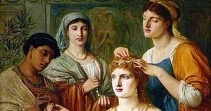 Cuidado personal de la mujer romana | LVDVS CHIRONIS 3.0 | Scoop.it