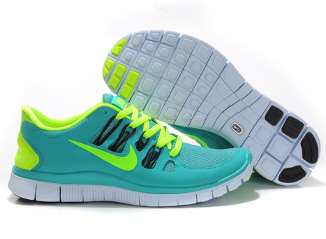 Mens Nike Free 5.0+ Turquoise Fiberglass 580591-373 Shoes | popular list | Scoop.it
